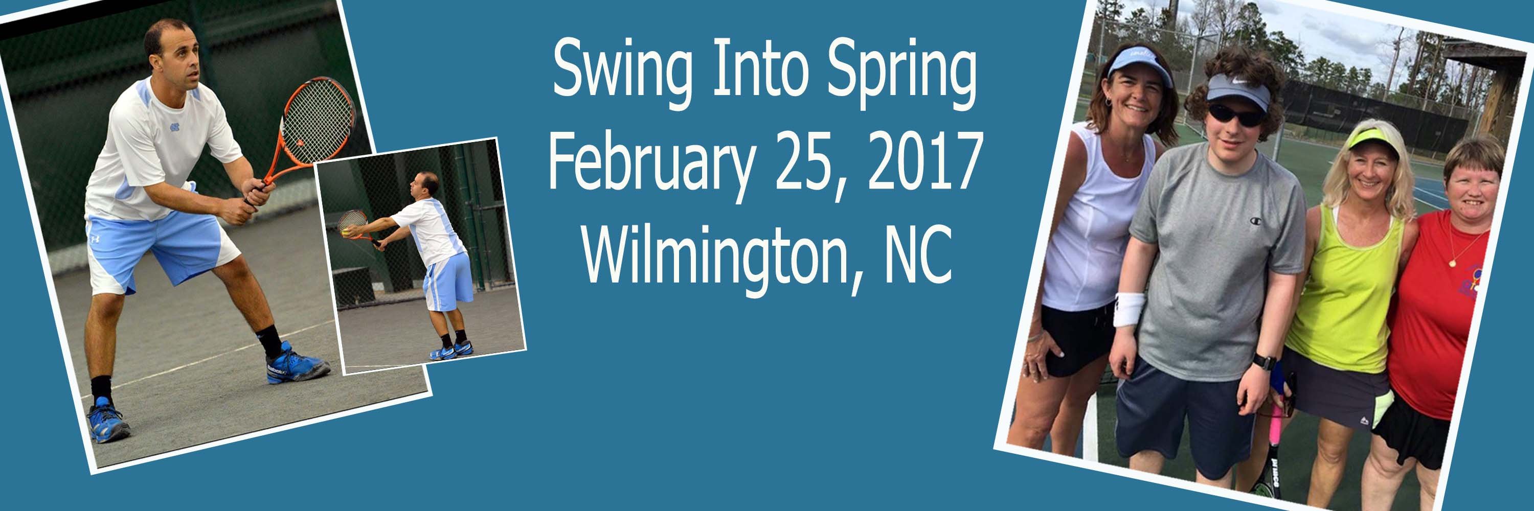 Swing into Spring 2017